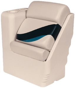 WISE SEATING LEANBACK LH PT-PT/PCH-NV-CB (13006L986)