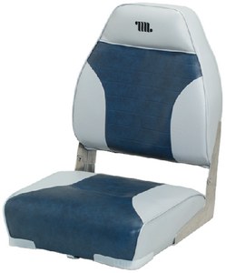 HIGH BACK BOAT SEAT (#144-8WD588PLS662) - Click Here to See Product Details