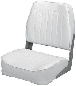 ECONOMY FOLD DOWN FISHING SEAT (#144-8WD734PLS713) - Click Here to See Product Details