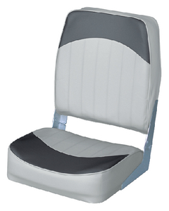 ECONOMY HIGH BACK FOLD DOWN FISHING CHAIR (#144-8WD781PLS664) - Click Here to See Product Details