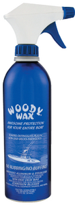 FIBERGLASS & NON-SKID DECK WAX (#43-WW16) - Click Here to See Product Details