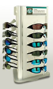 SUNGLASS STARTER DISPLAY KIT (#505-40188) - Click Here to See Product Details