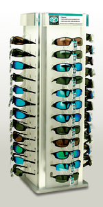 SUNGLASS STARTER DISPLAY KIT (#505-40488) - Click Here to See Product Details